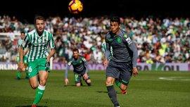 Бетіс – Реал Сосьєдад – 1:0 – відео гола та огляд матчу