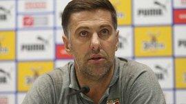 Тренер сборной Сербии Крстаич: Мы и сборная Украины будем бороться за путевку на Евро-2020