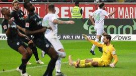 Вольфсбург мінімально переграв Айнтрахт: 13 тур Бундесліги, матчі неділі