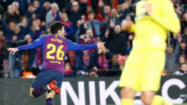 Барселона впевнено переграла Вільяреал та очолила турнірну таблицю
