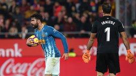 Жирона – Атлетико – 1:1 – видео голов и обзор матча