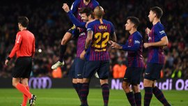 Барселона – Вільяреал – 2:0 – відео голів та огляд матчу