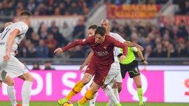 Рома – Интер – 2:2 – видео голов и обзор матча