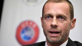Президент УЄФА назвав причини створення третього єврокубка