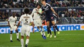 Бордо – ПСЖ – 2:2 – видео голов и обзор матча