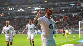 Айнтрахт – Вольфсбург – 1:2 – видео голов и обзор матча