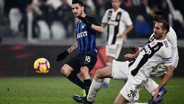 Ювентус – Интер – 1:0 – видео гола и обзор матча