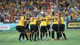 Ворскла – Александрия – 0:1 – видео гола и обзор матча