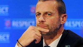 Президент УЕФА рассказал об обвинении Рамоса в употреблении допинга