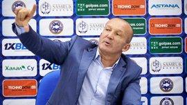 Астана прокоментувала інформацію про можливе повернення Григорчука на тренерський місток команди
