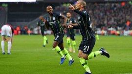 Три игрока Манчестер Сити и одноклубник Ярмоленко претендуют на звание лучшего футболиста АПЛ в ноябре