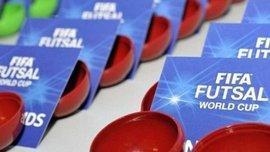 Україна прийматиме матчі однієї з груп основного раунду відбору ЧС-2020 з футзалу