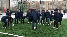 Немчанинов вернулся в общую группу Олимпика, Шиндер занимался по индивидуальной программе