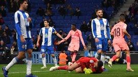 Еспаньйол – Барселона – 0:4 – відео голів та огляд матчу