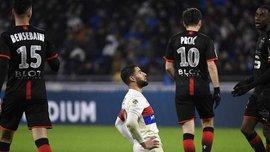 Ліга 1: Ліон перед матчем з Шахтарем програв Ренну, Бордо вирвав перемогу в Сент-Етьєна