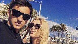 Жена Марьяна Шведа – аппетитная блондинка, которая покорила соцсети своими ягодицами