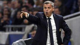 Тренер Лиона Женезио назвал свою команду безответственной