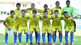Сборная Украины U-17 узнала соперников в отборе Евро-2019