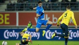 Кубок Бельгии: Гент Яремчука и Пластуна сыграет против Сент-Трюйдена Безуса