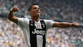 Роналду – найкращий гравець Ювентуса в листопаді