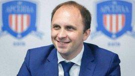 Гендиректор Арсенала-Киев Москаленко: Конечно, мы бы хотели, чтобы было 16 команд в УПЛ