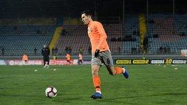 Степаненко забив неймовірний гол ударом через себе у ворота Маріуполя