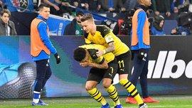 Шальке – Борусія: Коноплянка знову страждає, Дортмунд мчить до чемпіонства, рекорд юного Санчо після трагедії в сім'ї