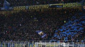 Ювентус – Интер: фанаты гостей устроили погром на стадионе