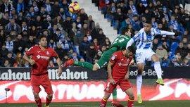 Конкурент Лунина Куэльяр пропустил гол между ног и отобрал у Леганеса победу над Хетафе