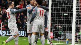 Борнмут – Ливерпуль – 0:4 – видео голов и обзор матча