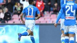 Наполі – Фрозіноне – 4:0 – відео голів та огляд матчу