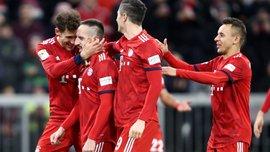 Баварія – Нюрнберг – 3:0 – відео голів та огляд матчу