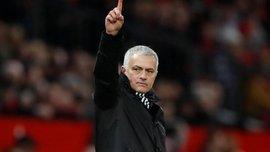 Моурінью: Манчестер Юнайтед провів ідеальний перший тайм