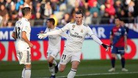 Реал обыграл Уэску и вернулся в зону Лиги чемпионов, Бетис обыграл Райо Вальекано: 15 тур Ла Лиги, матчи воскресенья