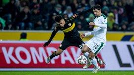 Боруссия М разгромила Штутгарт и обогнала Баварию: 14 тур Бундеслиги, матчи воскресенья