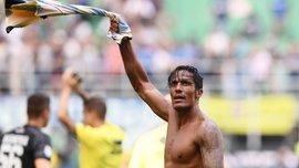 Бруно Алвеш шикарным голом со штрафного в ворота Кьево спас Парму от поражения