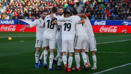 Уеска – Реал – 0:1 – відео гола та огляд матчу