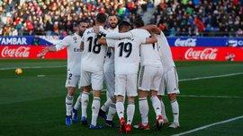 Уэска – Реал –0:1 – видео гола и обзор матча