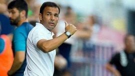 Кальєха звільнений з посади головного тренера Вільяреала