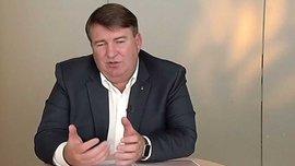 Президент Федерации футбола Мариуполя Журавлев призвал ФФУ проверить Динамо на предмет нарушения правил ФФП