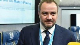 Павелко: Коаліція ФФУ проти договірних матчів об'єднала найкращих і нам вже вдалось досягнути серйозних результатів