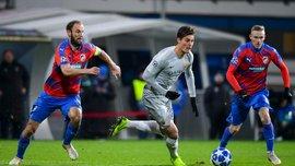 Лига чемпионов: Виктория сенсационно обыграла Рому и оставила ЦСКА без еврокубков