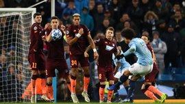 Манчестер Сіті – Хоффенхайм: Сане забив неймовірний гол зі штрафного