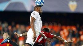 Валенсия – Манчестер Юнайтед – 2:1 – видео голов и обзор матча