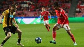 Бенфика – АЕК – 1:0 – видео гола и обзор матча