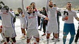 Вболівальники Ліона не змогли вилетіти з Києва через погодні умови