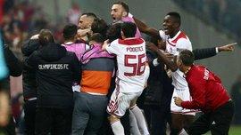 Олимпиакос – Милан – 3:1 – видео голов и обзор матча