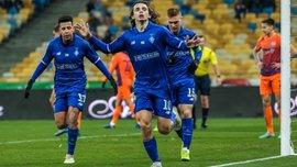 Циганков, Шапаренко, Мораєс і ще 5 футболістів претендують на звання найкращого гравця грудня в УПЛ