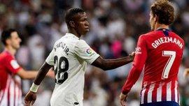 Винисиус останется в Реале – Роналдо хотел арендовать форварда в Вальядолид