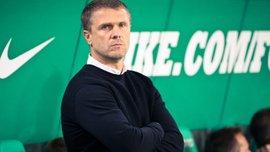 Ребров розізлив форварда Ференцвароша Беде – неадекватна реакція гравця на заміну від українського тренера